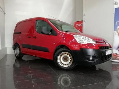 brugt Citroën Berlingo CaddyVan -10