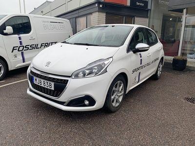 begagnad Peugeot 208 5-dörrar 1.2 82hk Allure