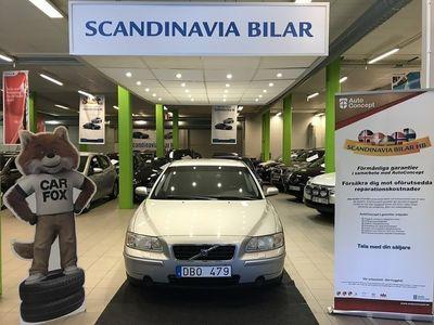 begagnad Volvo S60 2.4 Business 1 ÄGARE LÅG MIL DRAG