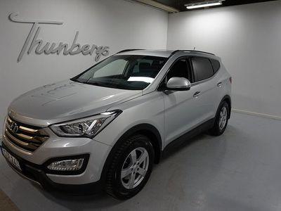 begagnad Hyundai Santa Fe 2.2 CRDI 4W