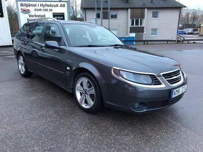 begagnad Saab 9-5 1.9 TiD Griffin/Drag/17500 mil