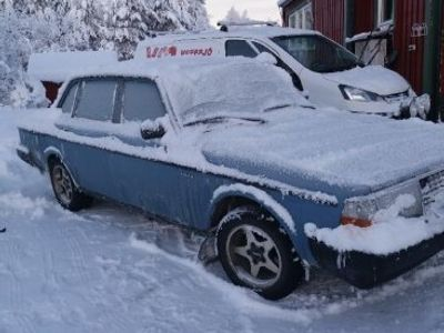 usado Volvo 240 -83
