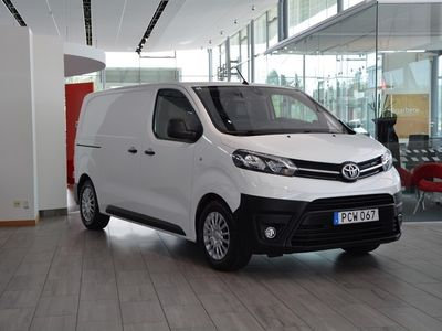 begagnad Toyota Proace 1,6 115hk Medium Comfort