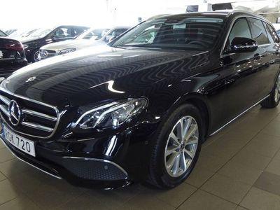brugt Mercedes E200 E 200D KOMBI FLEET AVANTGARDE