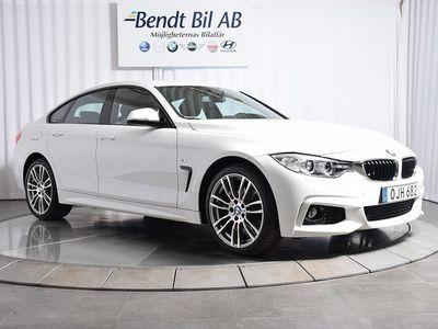begagnad BMW 420 Gran Coupé d xDrive / 0.95% Ränta
