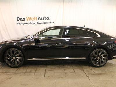 begagnad VW Arteon GT R-LINE 2.0 TDI 4M 190 HK DSG7