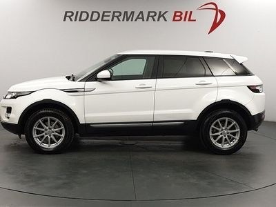 begagnad Land Rover Range Rover evoque 2.2 eD4 150hk