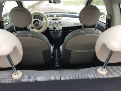 begagnad Fiat 500 Lounge 1,2 L -11