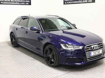 begagnad Audi S6 4.0 V8 QUATTRO 420HK 3093KR/mån