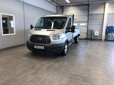 begagnad Ford Transit Chassi L4 2.0TDCi/170hk Aut. Eur