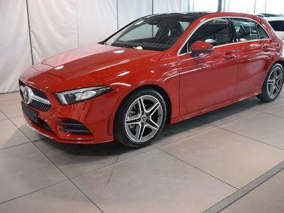 used Mercedes 180 DEMO 400MIL / AMG / PANORAMA