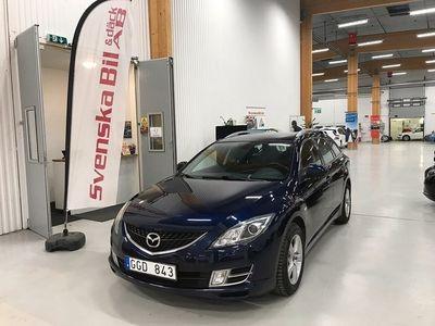 begagnad Mazda 6 Wagon 2.0 Advance 1,65%RÄNTA