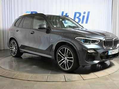 begagnad BMW X5 xDrive30d M Sport Innovation
