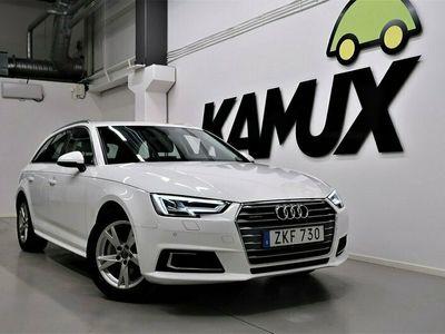 begagnad Audi A4 2.0 TDI Q Proline | D-Värm | Drag | EU6 2018, Kombi Pris 209 800 kr