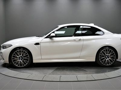 begagnad BMW M2 Competition/ DCT/ M Sportstolar/ Harman Kardon