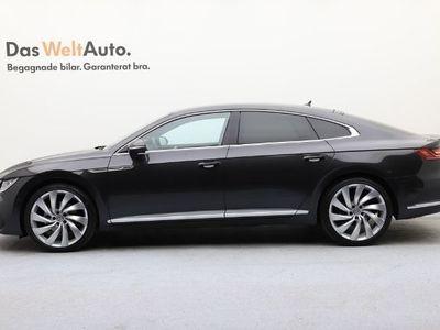 begagnad VW Arteon TDI 190 GT R-LINE/Executive/Drag/Värmare/Nav/20tum