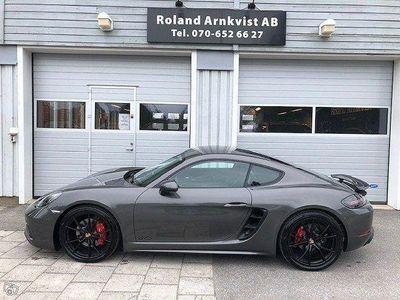 gebraucht Porsche 718 Cayman GTS PDK 365hk E6 -18
