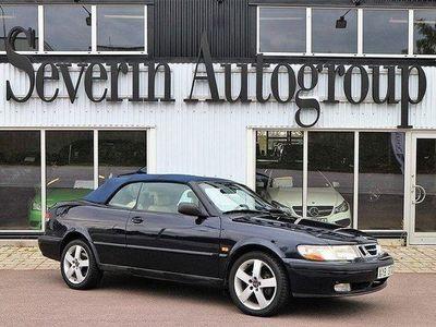 begagnad Saab 9-3 Cabriolet 2.0 Turbo Automat
