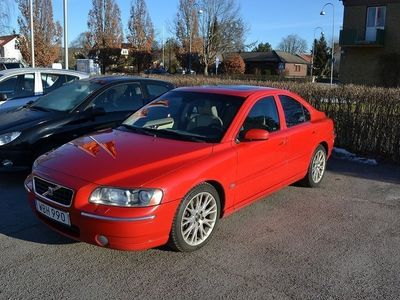 begagnad Volvo S60 T5 R-Sport Edition 260hk -05