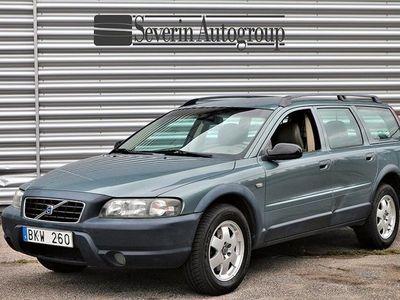 begagnad Volvo V70 XC 2.4T AWD Manuell, 200hk