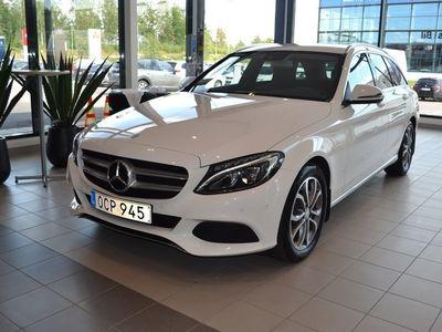gebraucht Mercedes C220 d Kombi S205 (170hk)