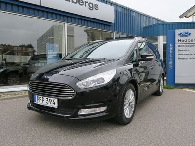 begagnad Ford Galaxy BUSINESS 2.0TDCI 150HK AUTOMAT -17