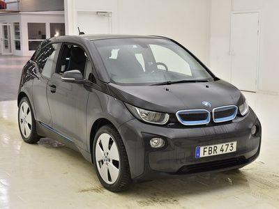 begagnad BMW i3 60Ah Comfort pkt EU6 Moms Moms 170hk -15