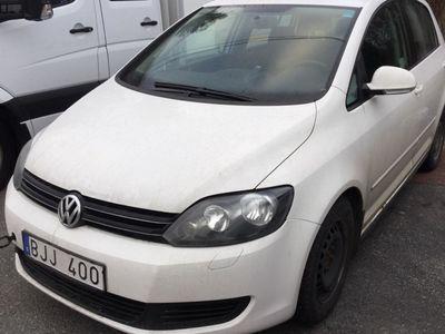 begagnad VW Golf Plus VI 1.6 TDI BlueMotion Technology (105hk)