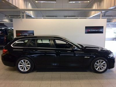 begagnad BMW 520 d xDrive Touring Steptronic Euro 6 190hk