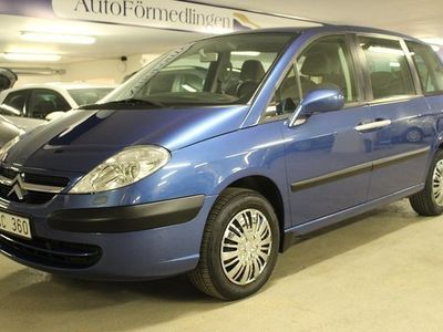 begagnad Citroën C8 2,0 7-Sits Ny Kamrem Ny Vindruta 140hk