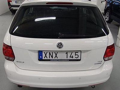 begagnad VW Golf 1.6 TDI Variant BMT 105hk Kombi
