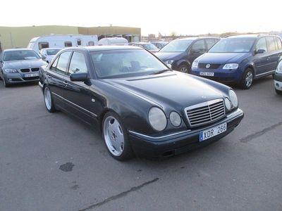 begagnad Mercedes E50 AMG AMG/Auto/346Hk/full utrustning