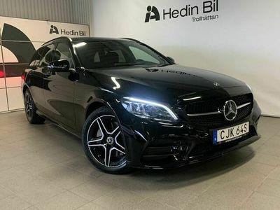 begagnad Mercedes C300 FÖRETAGSLEASING KAMPANJ/AMG-NIGHT/