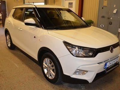 begagnad Ssangyong Tivoli 1.6 AWD Euro 6 2016, SUV 73 000 kr