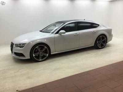 begagnad Audi A7 3.0 TDI V6 Q Competition Exclusive,TV -15