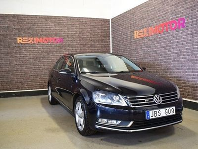 begagnad VW Passat 2.0 TDI BlueMotion Premium 140hk