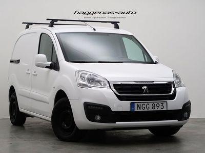 begagnad Peugeot Partner 1.6 BlueHDI / EU6 / Facelift / PDC