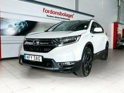begagnad Honda CR-V 2.0 AWD Executive CVT Hybrid DEMO 2020, SUV Pris 409 000 kr