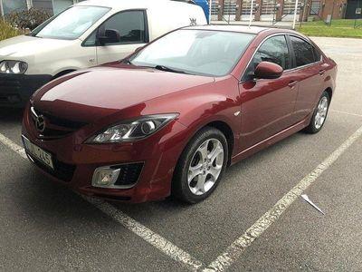 begagnad Mazda 6 Sedan 2.5 Sport 170hk