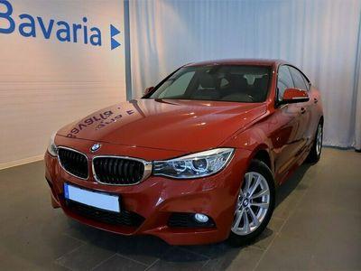 begagnad BMW 320 Gran Turismo d xDrive M Sport Dragkrok M o K