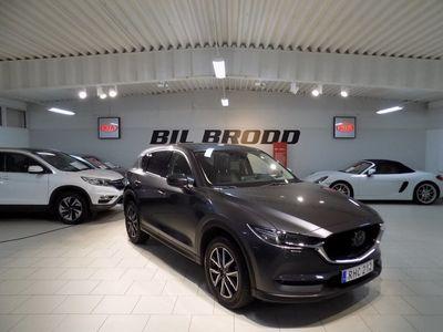 begagnad Mazda CX-5 2.5 SKYACTIV-G AWD Optimum Auto