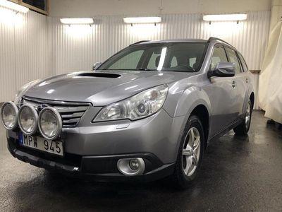 begagnad Subaru Outback 2.0D