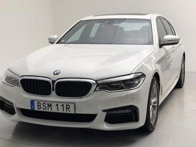 begagnad BMW 520 5-serien d Sedan G30