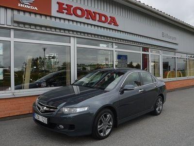 begagnad Honda Accord 2.2 i-CTDi Sedan 140HK