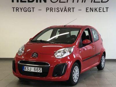 begagnad Citroën C1 1.0 5-dörrar (69hk) **NYA VINTERHJUL**