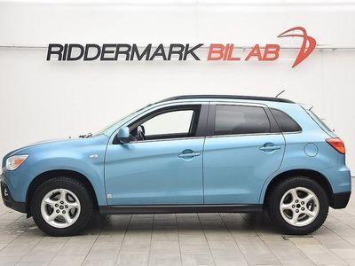 begagnad Mitsubishi ASX 1.8 D 2WD 150hk SKINN / 0:- KONTANT