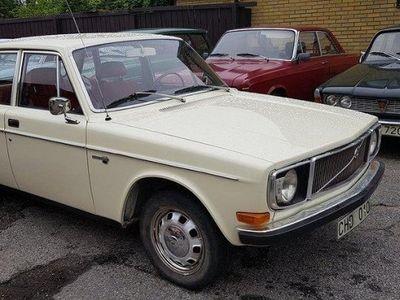 used Volvo 144 DL B20 drag nybes 16200 mil
