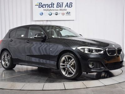 begagnad BMW 120 d xDrive M-Sport/ Connected/ Automat -19