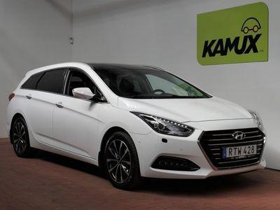 used Hyundai i40 cw 1.7 CRDi Premium Navi Drag (141hk)
