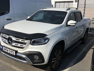 begagnad Mercedes X250 250D 4X4 AUT PROGRESSIVE EDITION